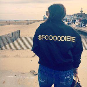 #FOOOODIEEE Jacket